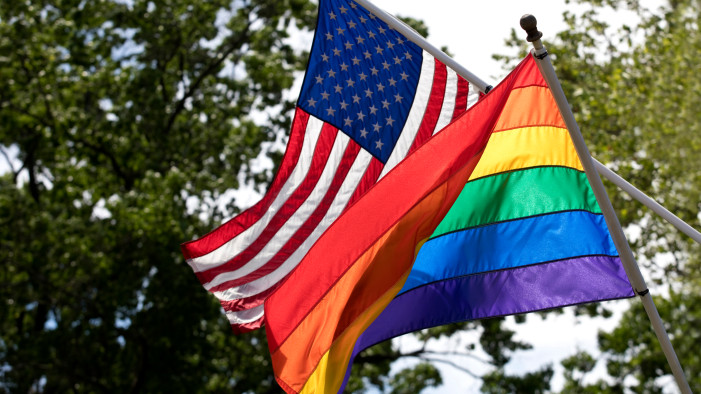 Supporting LGBT Employees Is A Patriotic Act